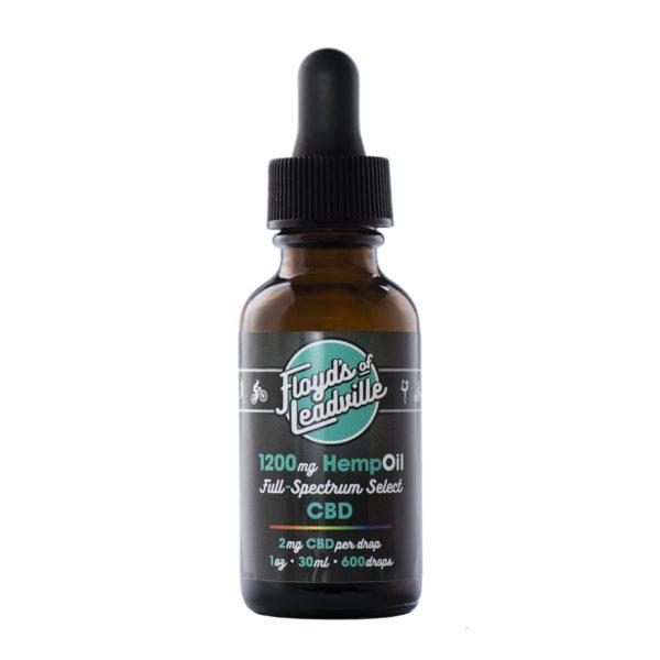 Floyd's of Leadville CBD Tincture Full Spectrum 1200 mg