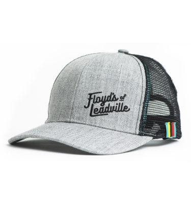 Floyd's of Leadville Cap   Grey