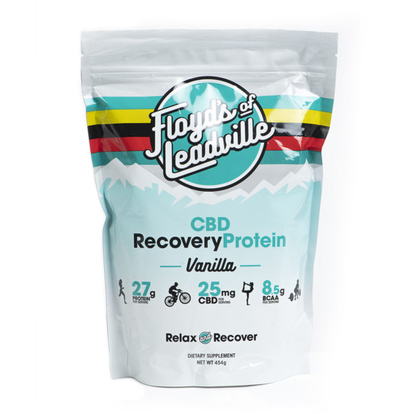 CBD Recovery Protein | Floyd's of Leadville