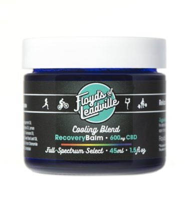 CBD Cooling Balm 600mg