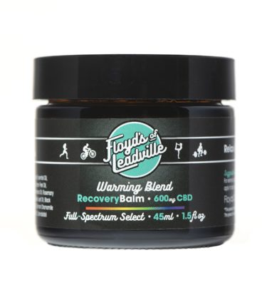 CBD Warming Balm 600mg
