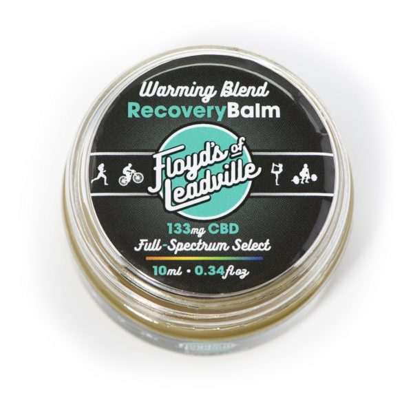 CBD Warming Balm 133mg