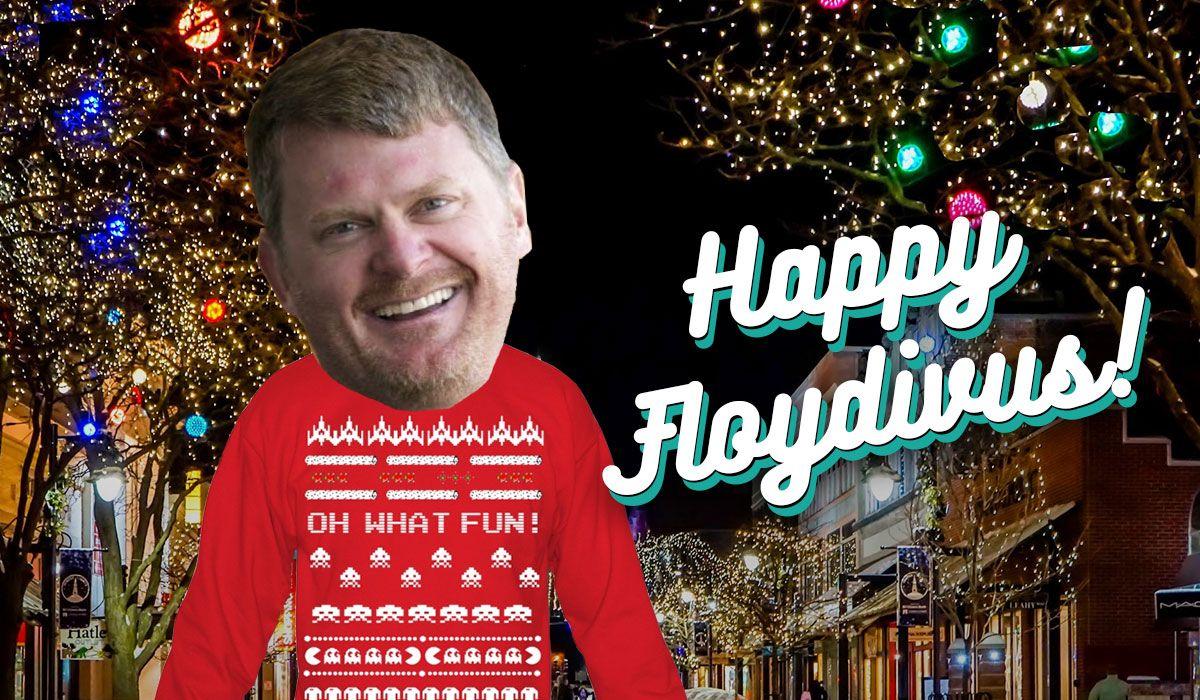 Floydivus Holiday CBD News