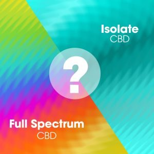 Know Your CBD: Full Spectrum Or Isolate—Which Is For Me? Preview Image