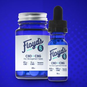 Floyd's Rx: CBD + G for You & Me Preview Image