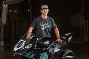 Faster on two wheels than Floyd or Dave: Meet Tyler O'Hara Preview Image