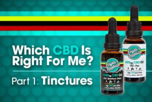Which CBD is Right for Me? Part 1 - Tinctures Preview Image