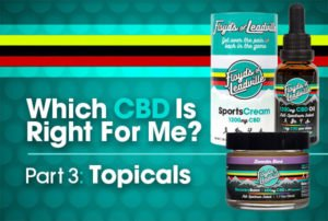 Which CBD is Right for Me? Part 3 - Let's Get Topical Preview Image